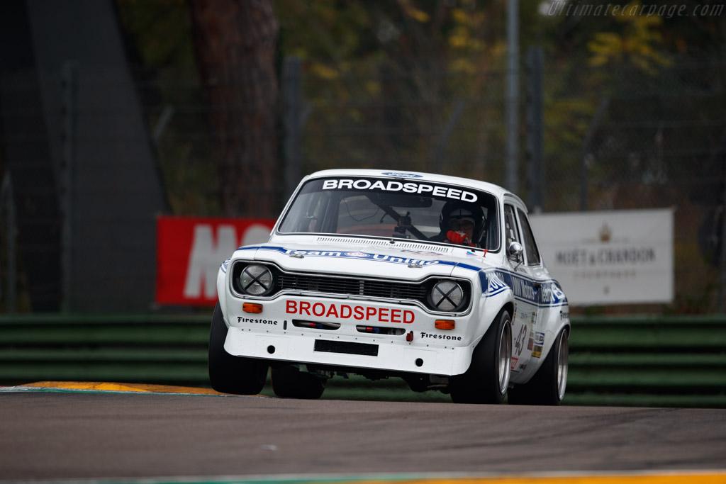 Ford Escort Mk1 - Chassis: BBATMT80935 - Driver: Patrick Hautot - 2018 Imola Classic