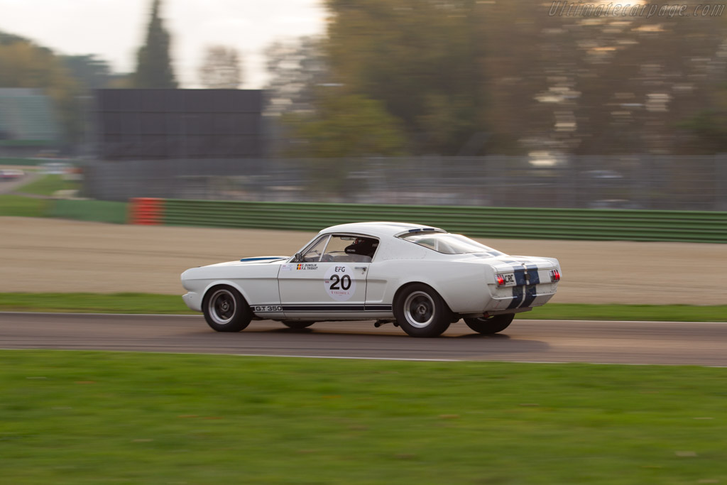 Ford Shelby Mustang GT350 - Chassis: SFM6S943 - Driver: Christian Dumolin / Pierre-Alain Thibaut  - 2018 Imola Classic