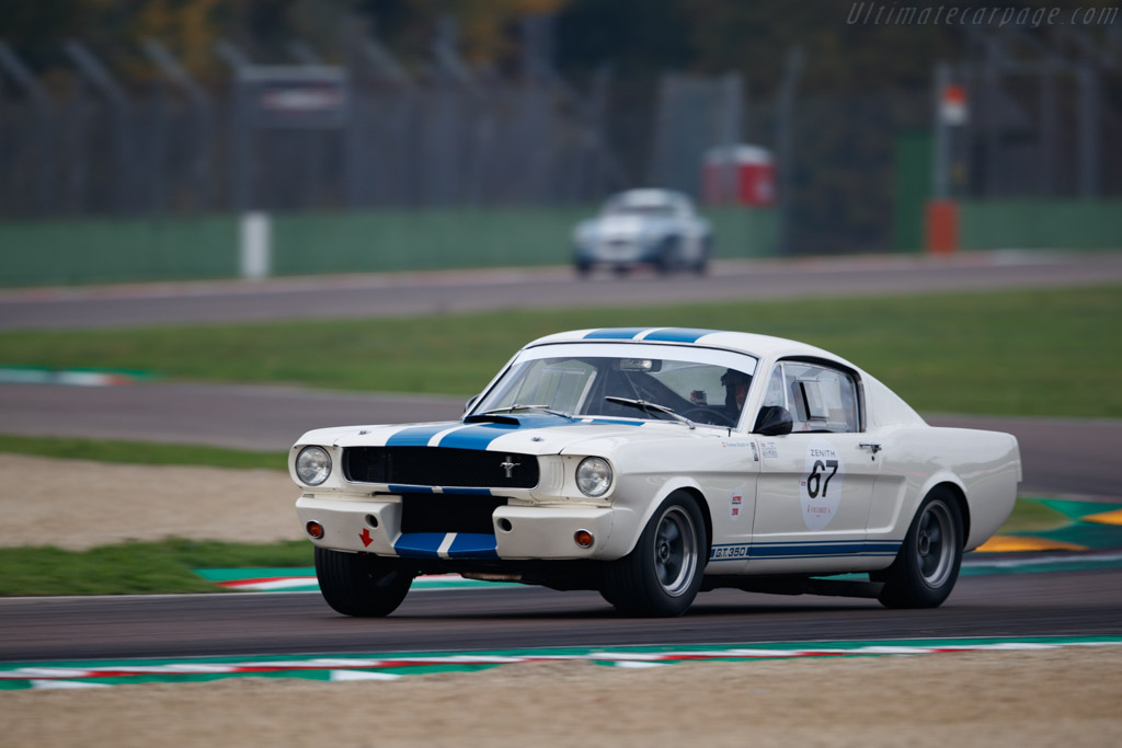 Ford Shelby Mustang GT350 - Chassis: SFM6S508 - Driver: Thomas Studer - 2018 Imola Classic