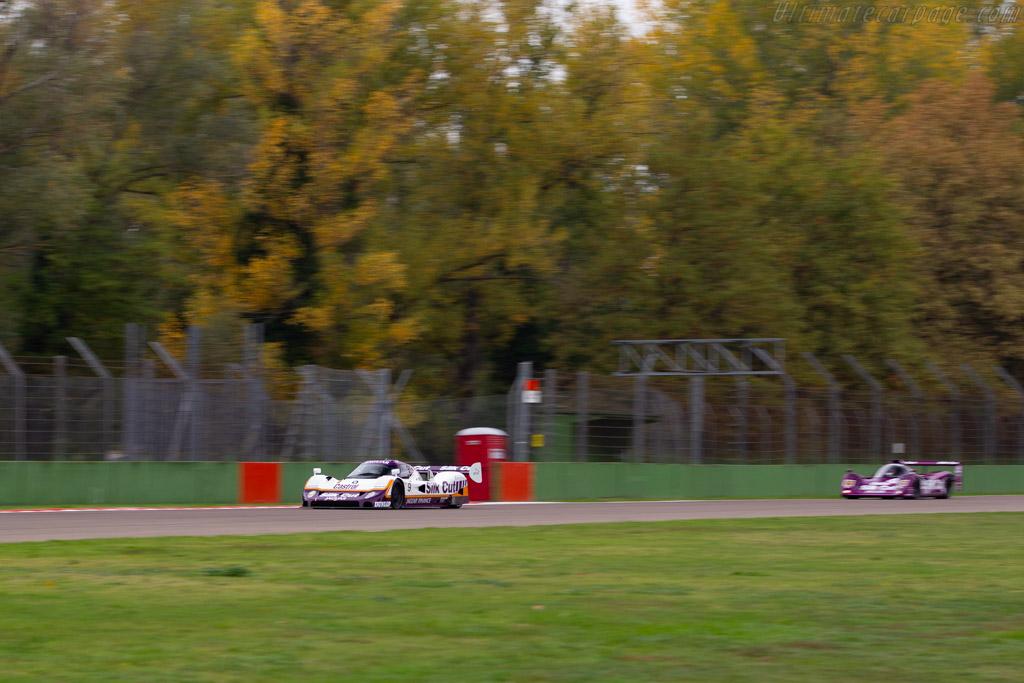 Jaguar XJR-11 - Chassis: 189 - Driver: Ivan Vercoutere / Alex Mueller  - 2018 Imola Classic