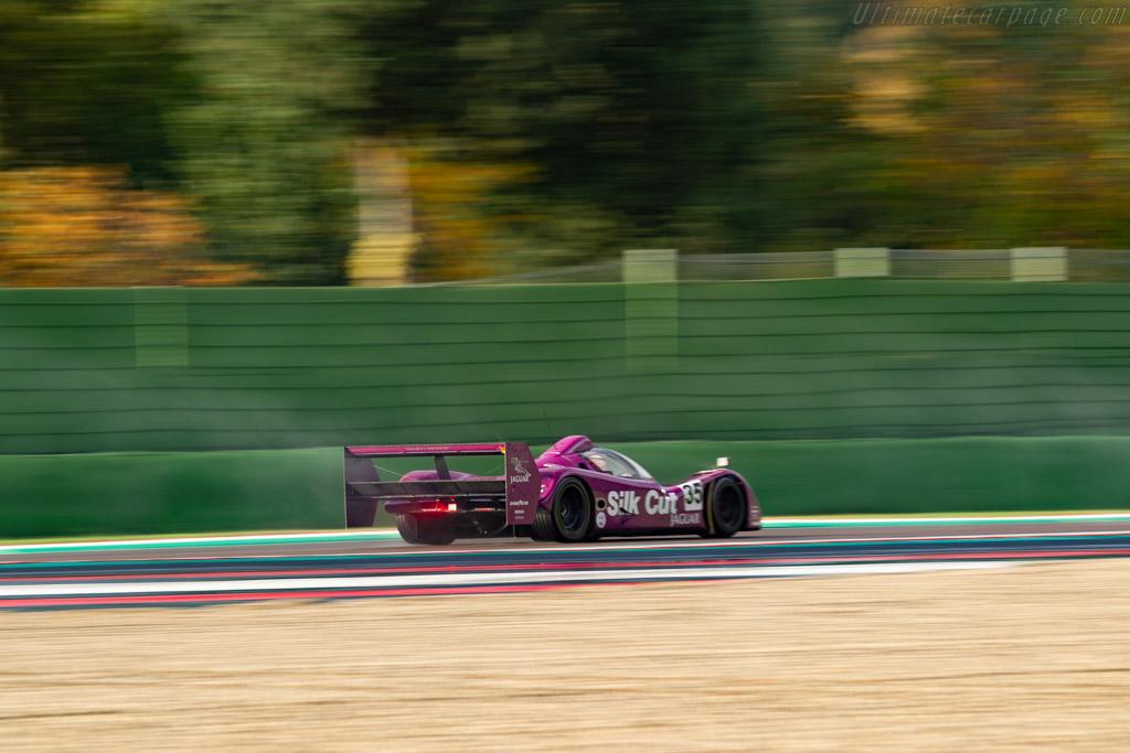 Jaguar XJR-14 - Chassis: X91 - Driver: Gérard Lopez / Vincent Radermecker - 2018 Imola Classic