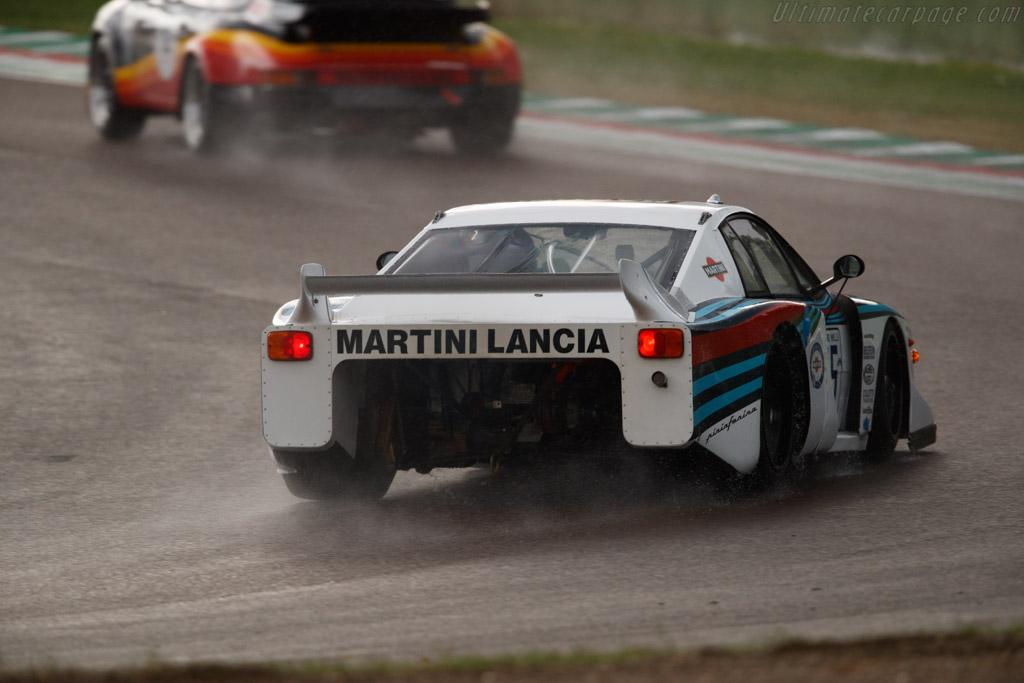 Lancia Beta Montecarlo Turbo - Chassis: 0009 - Driver: Franco Meiners  - 2018 Imola Classic