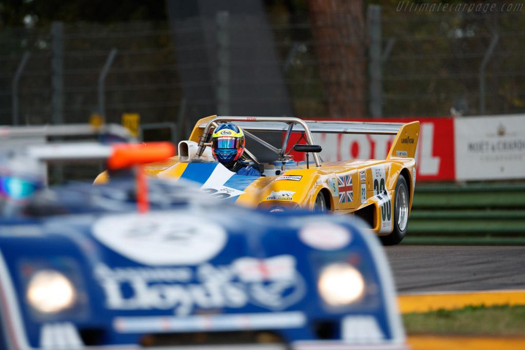 Lola T292 - Chassis: HU65 - Driver: Max Goff / Chris Fox  - 2018 Imola Classic