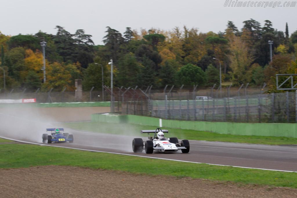 Lotus 69 - Chassis: 69-71-F2-1 - Driver: Jean Marc Bussolini - 2018 Imola Classic