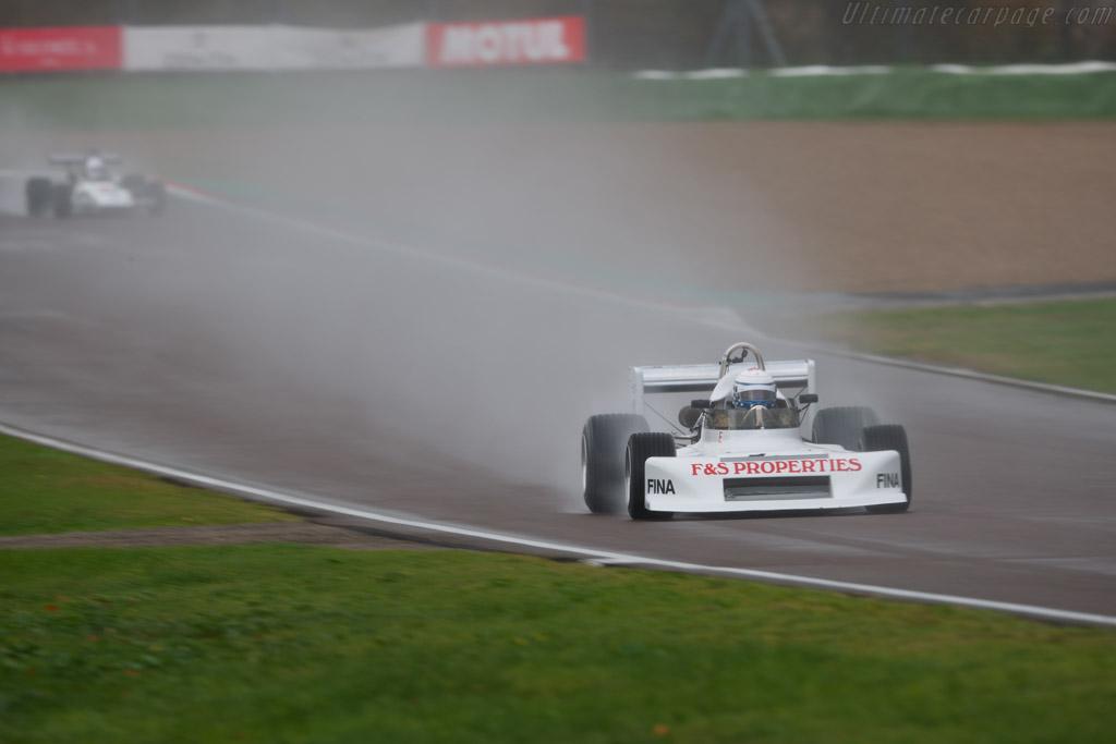 March 782  - Driver: Mark Hazell  - 2018 Imola Classic