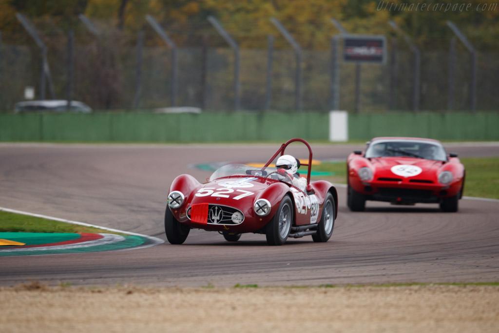 Maserati A6 GCS/53 - Chassis: 2066 - Driver: Martin Sucari - 2018 Imola Classic