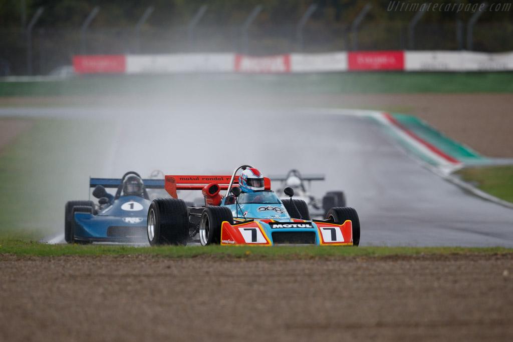 Motul M1 - Chassis: RSJ009 - Driver: David Tomlin  - 2018 Imola Classic