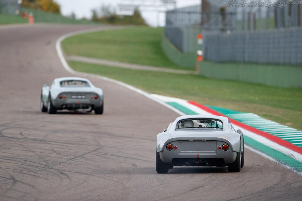 Porsche 904/6 - Chassis: 906-002 - Driver: Carlo Vögele  - 2018 Imola Classic