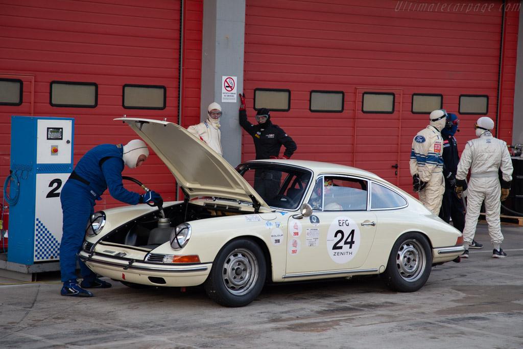 Porsche 911 - Chassis: 303330 - Driver: Didier Denat / Marc De Siebenthal  - 2018 Imola Classic