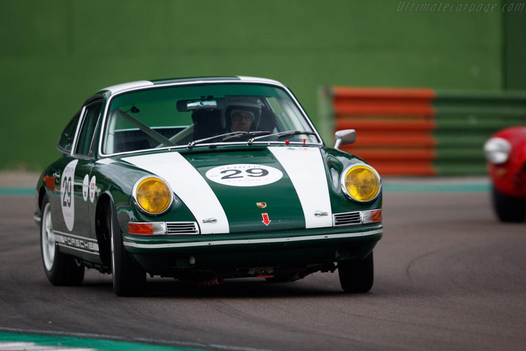 Porsche 911 - Chassis: 303757 - Driver: Uwe Bruschnik / Robert Haug  - 2018 Imola Classic
