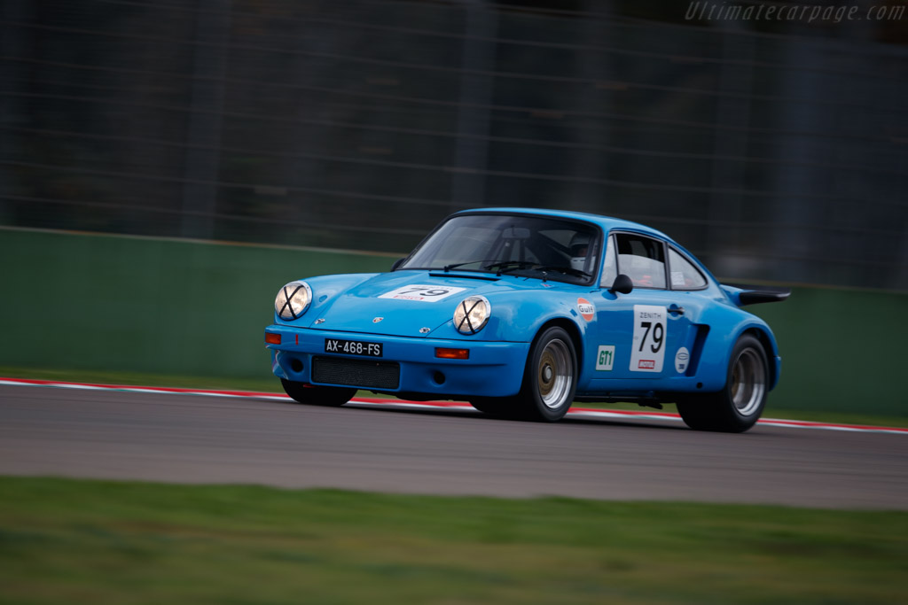 Porsche 911 Carrera 3.0L - Chassis: 911 460 9069 - Driver: Michel Speyer  - 2018 Imola Classic