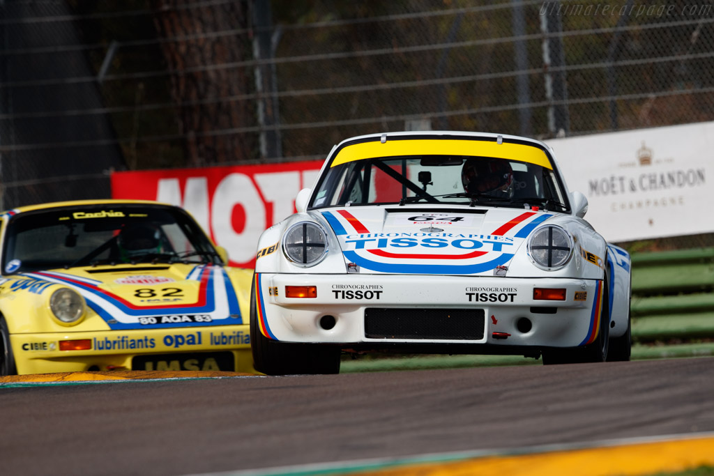 Porsche 911 Carrera RSR 3.0 - Chassis: 911 460 9062 - Driver: Daniele Perfetti - 2018 Imola Classic