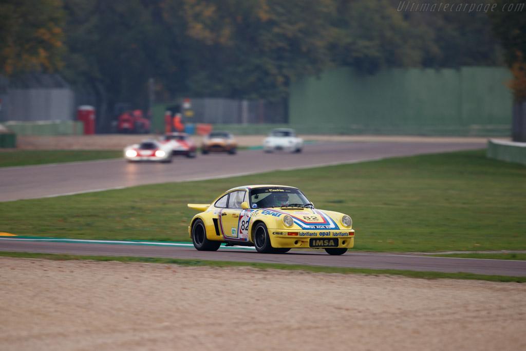 Porsche 911 Carrera RSR 3.0 - Chassis: 911 460 9059 - Driver: Michel Lecourt / Raymond Narac  - 2018 Imola Classic