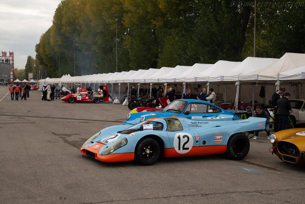 Porsche 917 K - Chassis: 917-008 - Driver: Claudio Roddaro  - 2018 Imola Classic