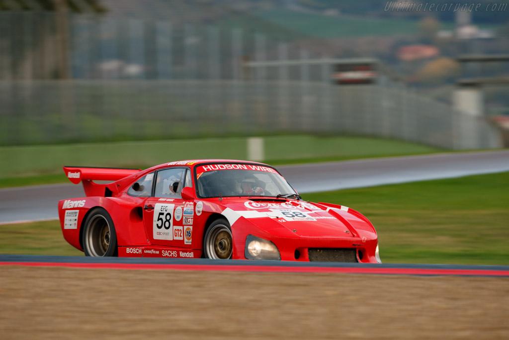 Porsche 935 K3 - Chassis: 009 0016 - Driver: Urs Beck / Rainer Becker  - 2018 Imola Classic