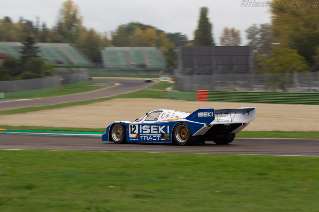 Porsche 956 - Chassis: 956-118 - Driver: Russel Kempnich  - 2018 Imola Classic