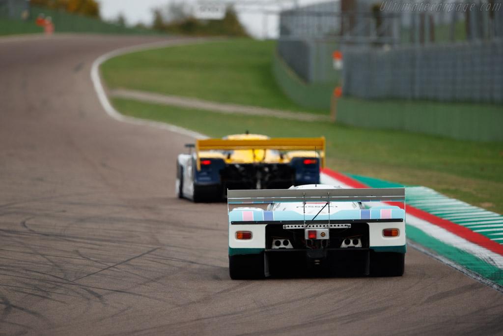 Porsche 962C - Chassis: 962-170 - Driver: Michel Lecourt / Raymond Narac  - 2018 Imola Classic