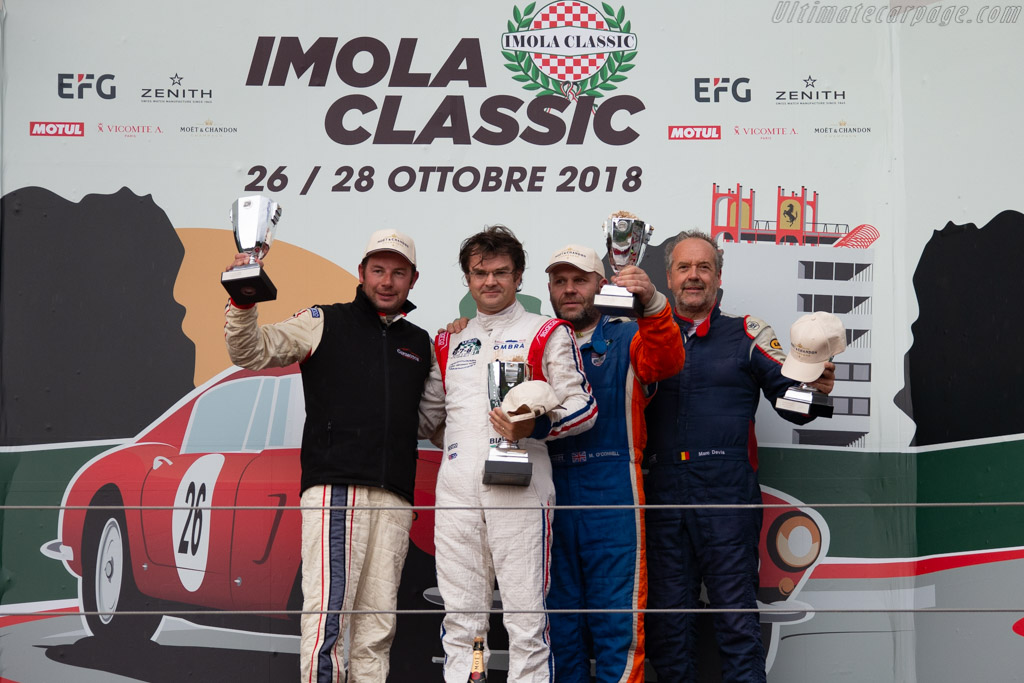 The Podium    - 2018 Imola Classic
