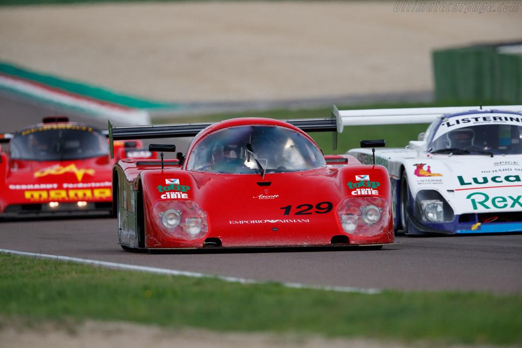 Tiga GC288 - Chassis: 366 - Driver: Xavier Galant  - 2018 Imola Classic