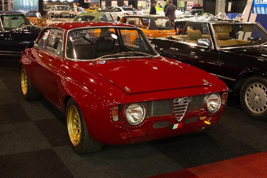 Alfa Romeo Giulia 1600 GT Bertone    - 2017 Interclassics Brussels
