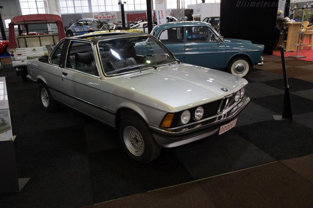 BMW 320 Baur    - 2017 Interclassics Brussels