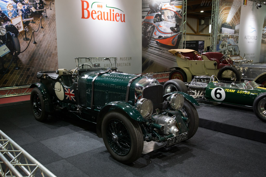 Bentley 4¼-Litre Blower - Chassis: MS3946   - 2017 Interclassics Brussels