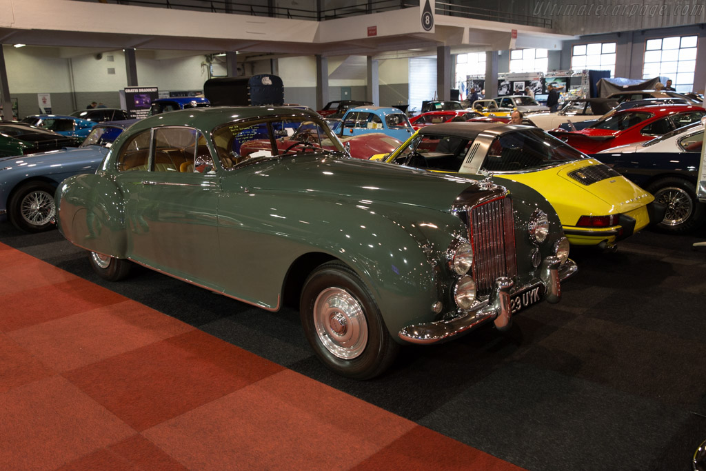 Bentley R Type Continental    - 2017 Interclassics Brussels