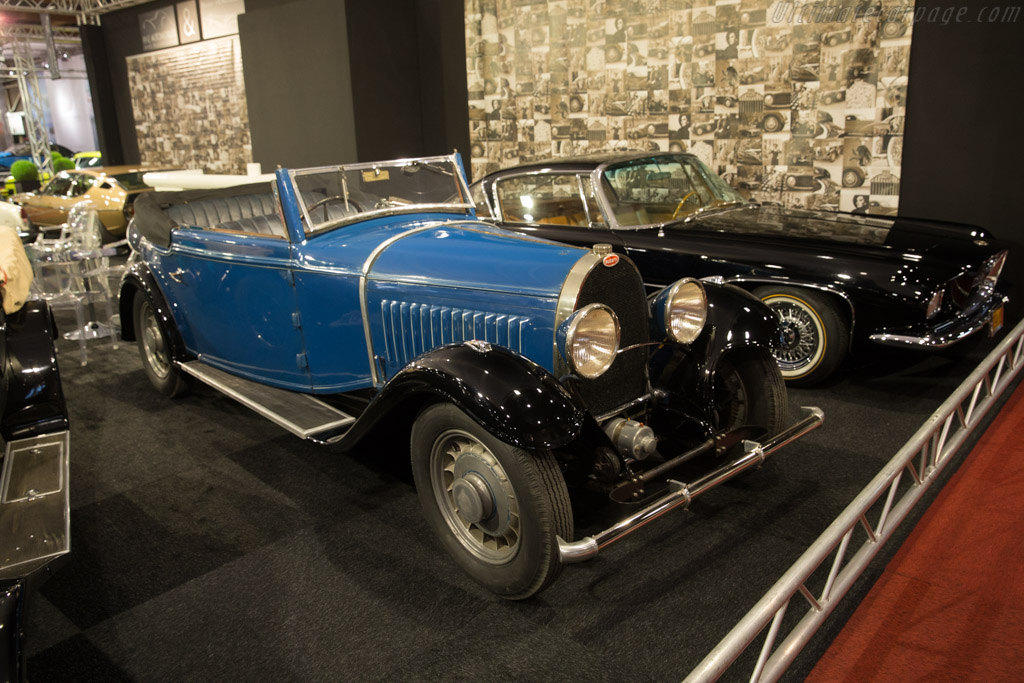 Bugatti 44 Herrington Tourer - Chassis: 44721   - 2017 Interclassics Brussels