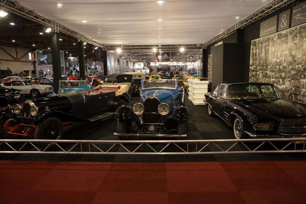 Bugatti 49    - 2017 Interclassics Brussels