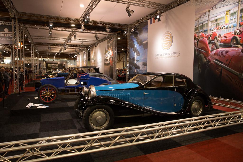 Bugatti T46 Profilée - Chassis: 46136   - 2017 Interclassics Brussels