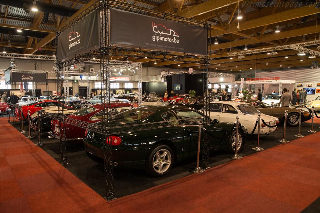 Ferrari 456 GT    - 2017 Interclassics Brussels