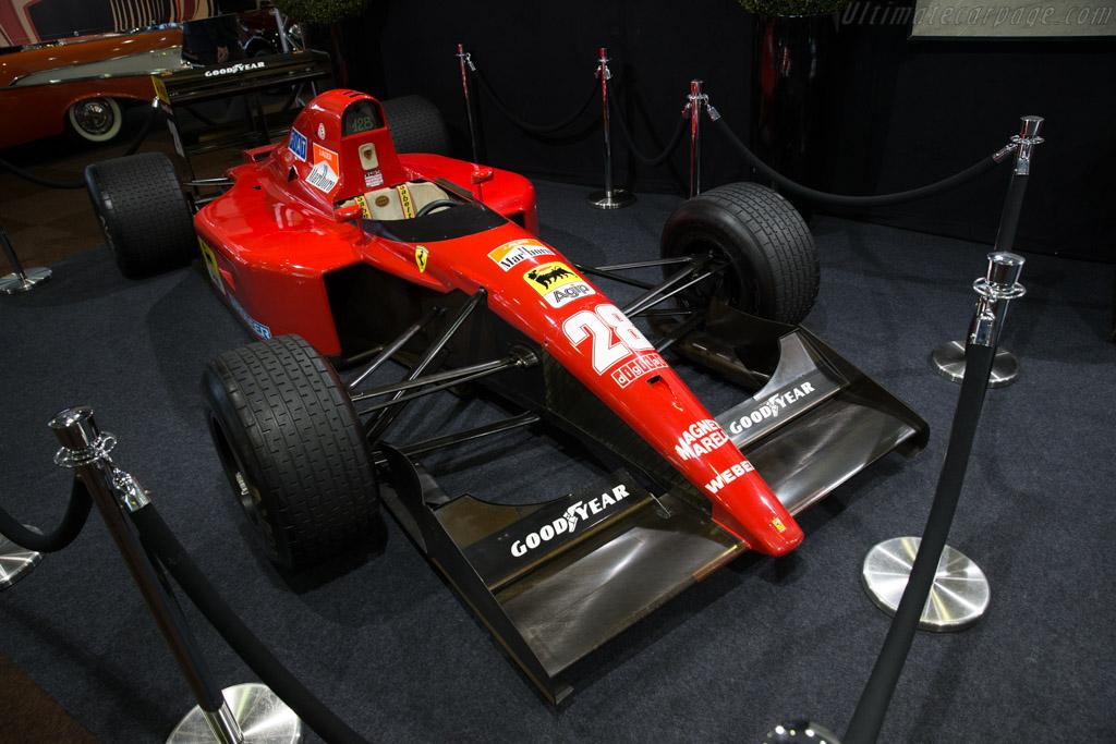 Ferrari 643 F1 - Chassis: 127   - 2017 Interclassics Brussels