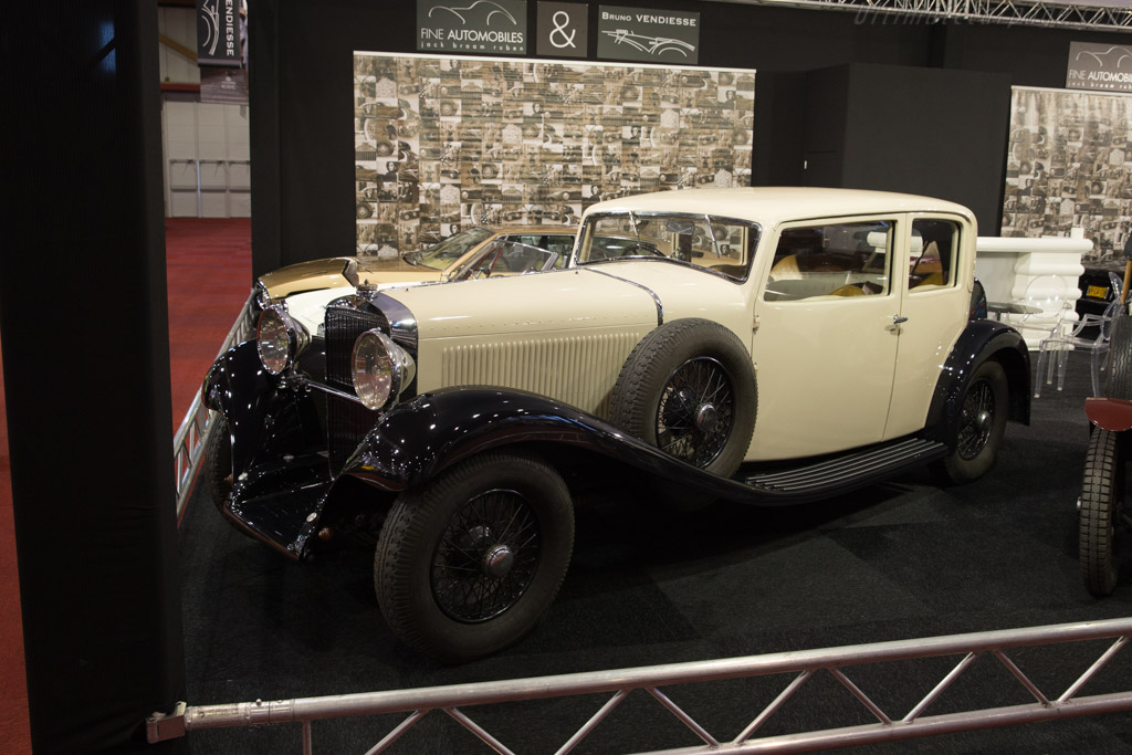 Hispano Suiza HS 26    - 2017 Interclassics Brussels