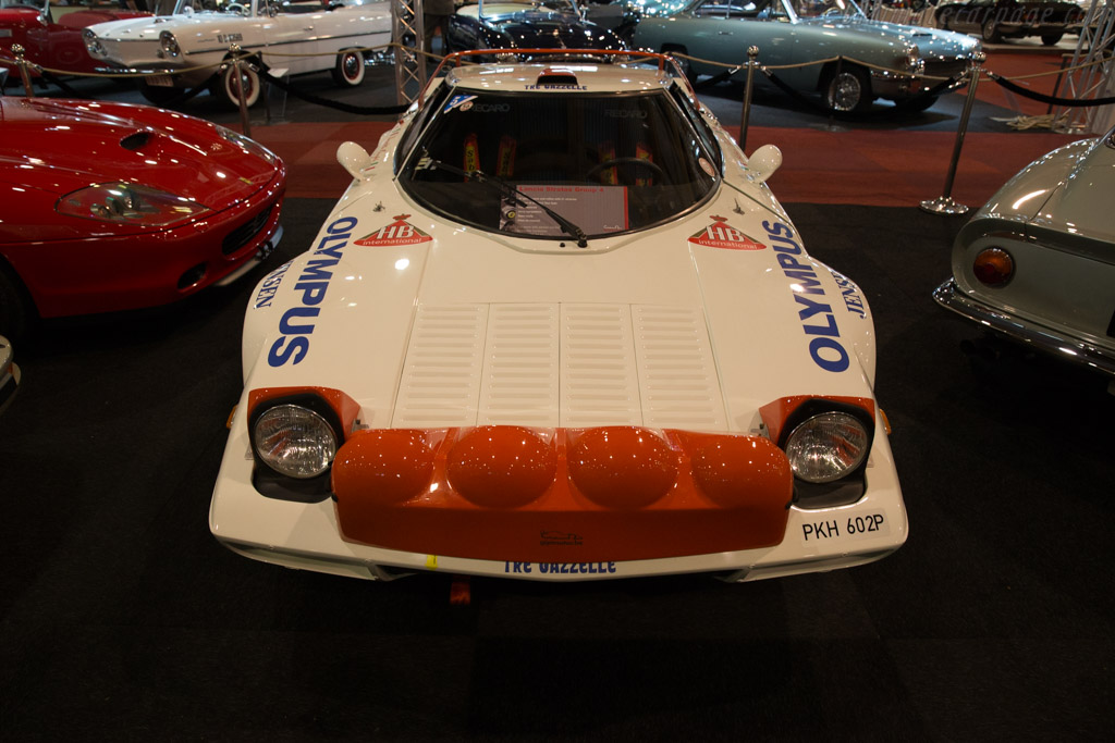 Lancia Stratos Group 4    - 2017 Interclassics Brussels
