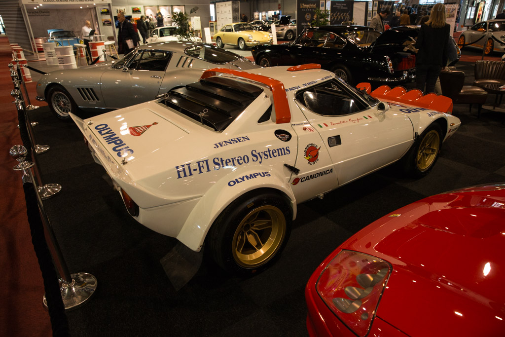 Lancia Stratos Group 4 - Chassis: 829AR0 001700   - 2017 Interclassics Brussels