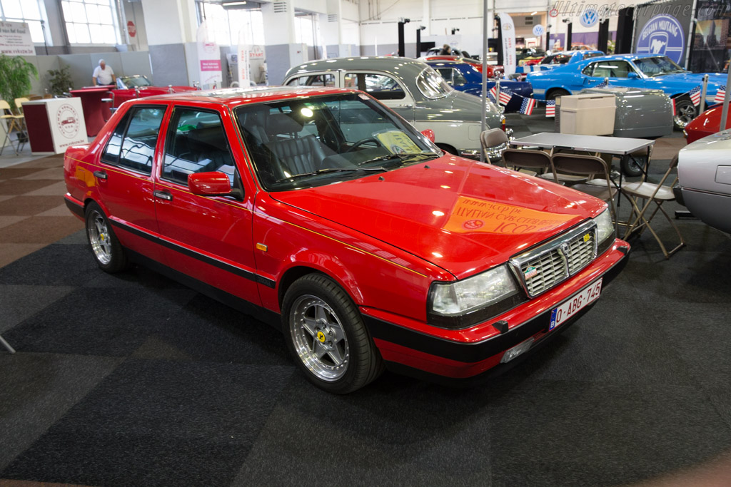 Lancia Thema 8.32    - 2017 Interclassics Brussels