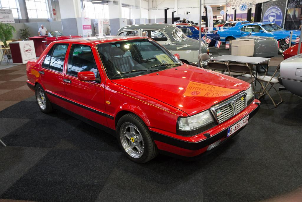 Lancia Thema 8.32    - 2017 Interclassics Brussels