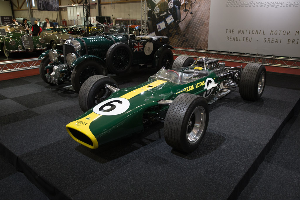 Lotus 49 Climax - Chassis: R3   - 2017 Interclassics Brussels