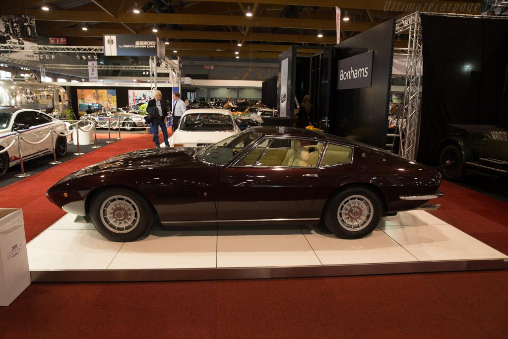 Maserati Ghibli    - 2017 Interclassics Brussels