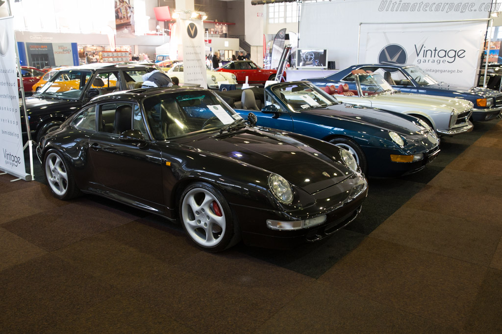 Porsche 911    - 2017 Interclassics Brussels