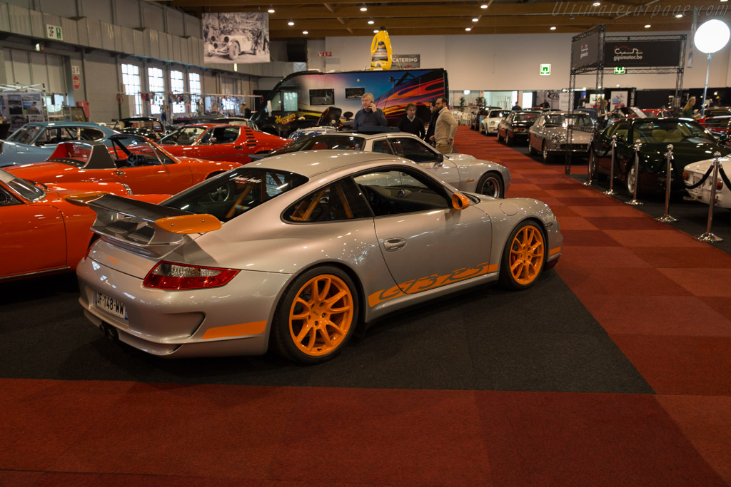 Porsche 997 GT3 RS - Chassis: WP0ZZZ99Z8S790082   - 2017 Interclassics Brussels