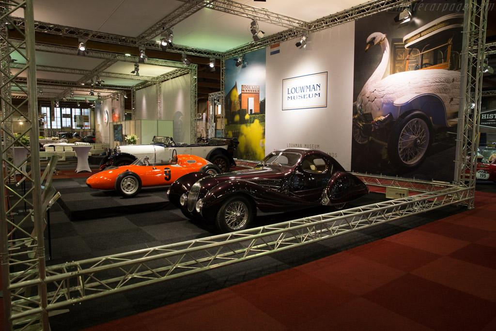 Talbot Lago T150 Figoni & Falaschi - Chassis: 90109   - 2017 Interclassics Brussels