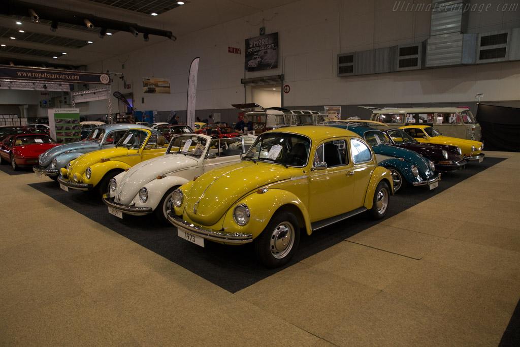 Volkswagen Beetles    - 2017 Interclassics Brussels