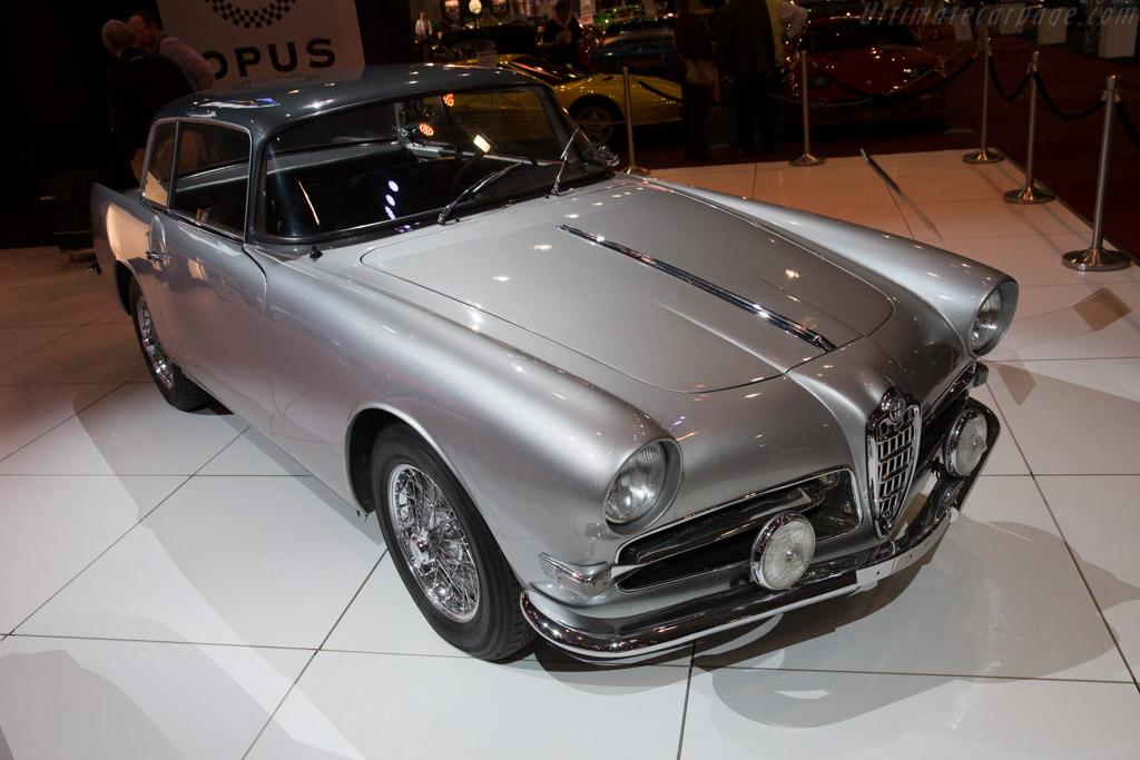 Alfa Romeo 1900C SS Ghia Aigle Coupe - Chassis: AR1900C 10439   - 2015 Interclassics Brussels