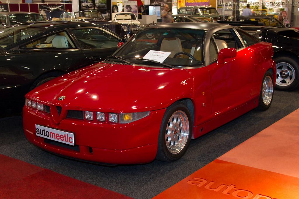 Alfa Romeo SZ    - 2015 Interclassics Brussels