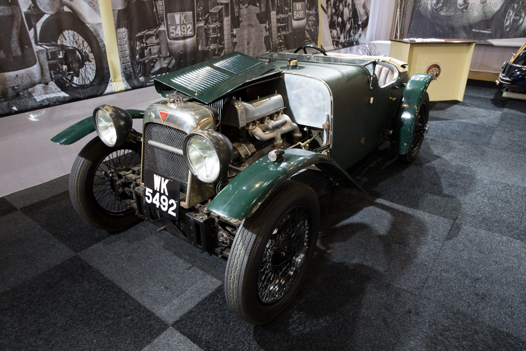 Alvis FWD    - 2015 Interclassics Brussels