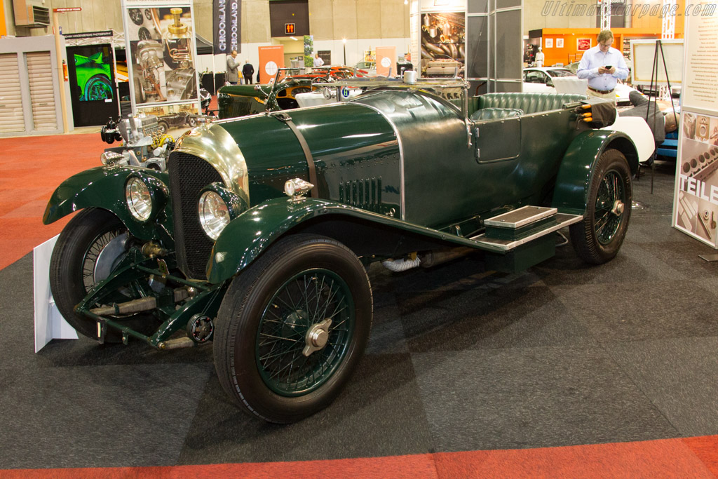 Bentley 3 Litre Vanden Plas Tourer - Chassis: 1266   - 2015 Interclassics Brussels