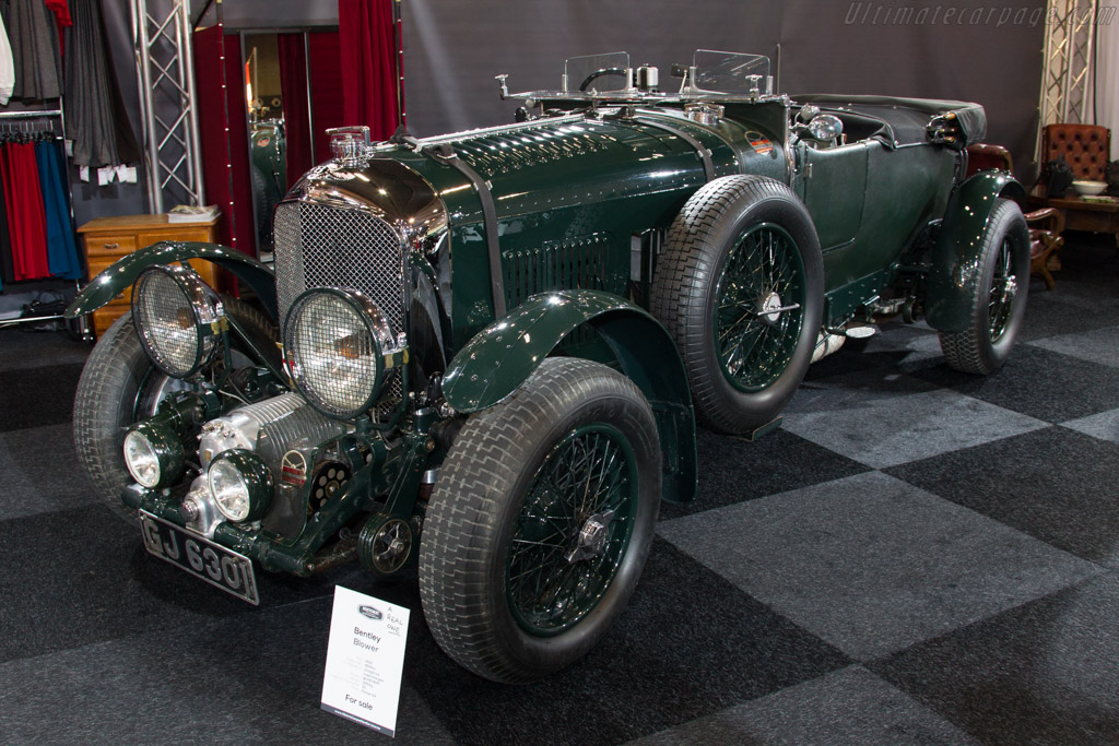 Bentley 4.5 Litre Blower - Chassis: AD3665   - 2015 Interclassics Brussels