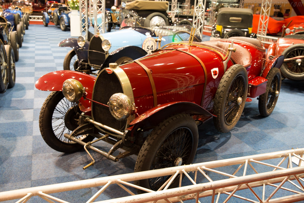Bugatti Type 30    - 2015 Interclassics Brussels