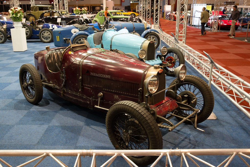 Bugatti Type 37 - Chassis: 37246   - 2015 Interclassics Brussels